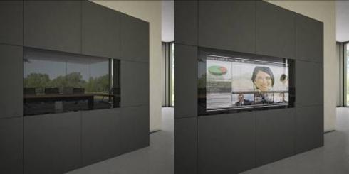 Ecrans miroir for Miroir pc ecran